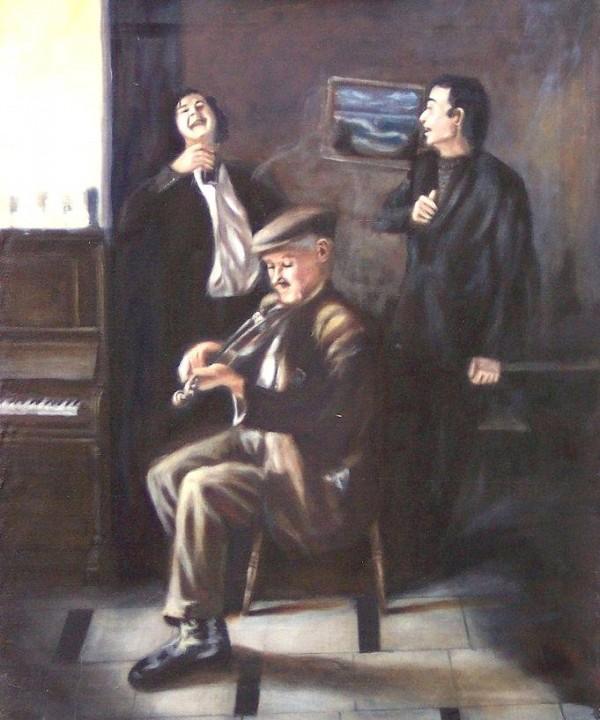 Irish Revellers