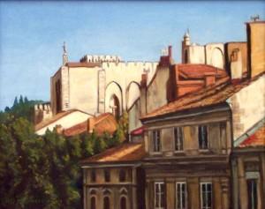Avignon Palais de Papes