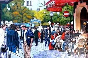 Cafe du Tertre